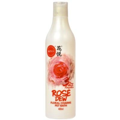 Sữa tắm cho chó mèo hương hoa hồng JOYCE & DOLLS Rose Dew