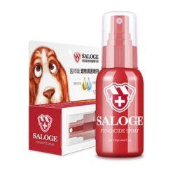 Thuốc trị nấm cho chó mèo - SALOGE FUNGICIDE SPRAY