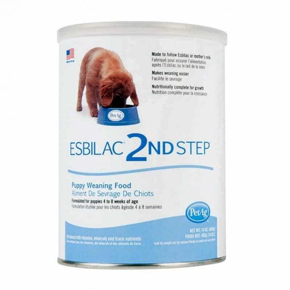 Bột ăn dặm cho chó - Esbilac 2nd Step