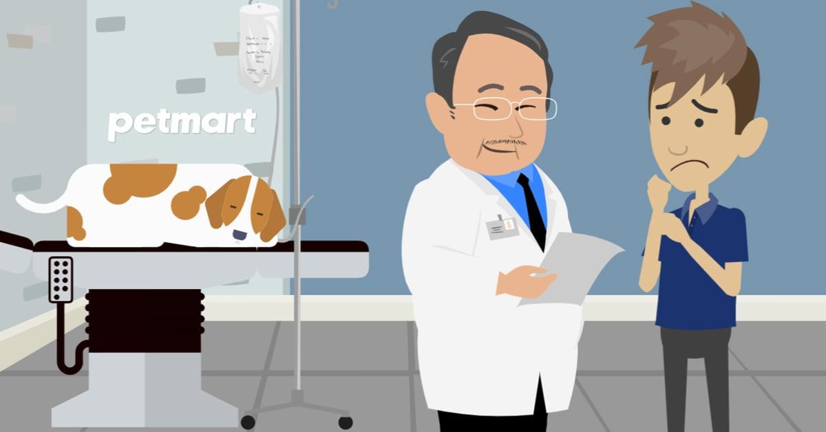 Danh sách các thuốc tẩy giun cho chó con an toàn Pet Mart