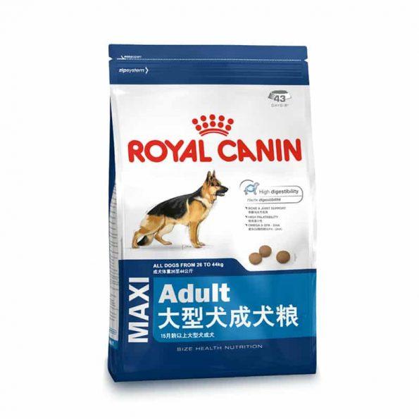 Thức ăn cho chó - Royal Canin MAXI Adult