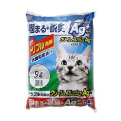 Cát vệ sinh cho mèo siêu vón IRIS KFAG90