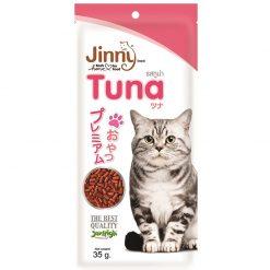 Bánh thưởng cho mèo vị cá ngừ Jerhigh Jinny Tuna