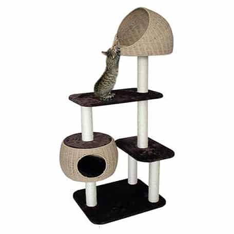 Nhà cây cho mèo - Cat Tree 80817