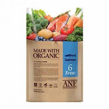 Thức ăn cho chó hỗn hợp vị cá hồi – ANF 6 FREE SALMON