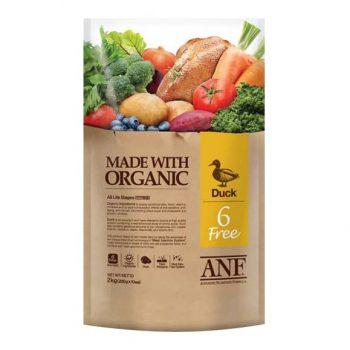 Thức ăn cho chó hỗn hợp vị thịt vịt – ANF 6 FREE DUCK