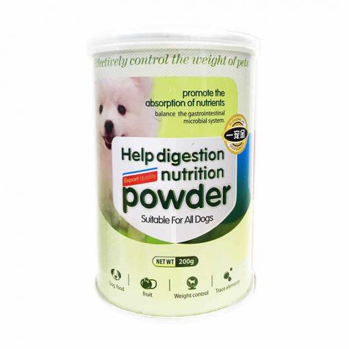 Bột dinh dưỡng cho chó kích thích tiêu hóa Help Digestion Nutrition Powder