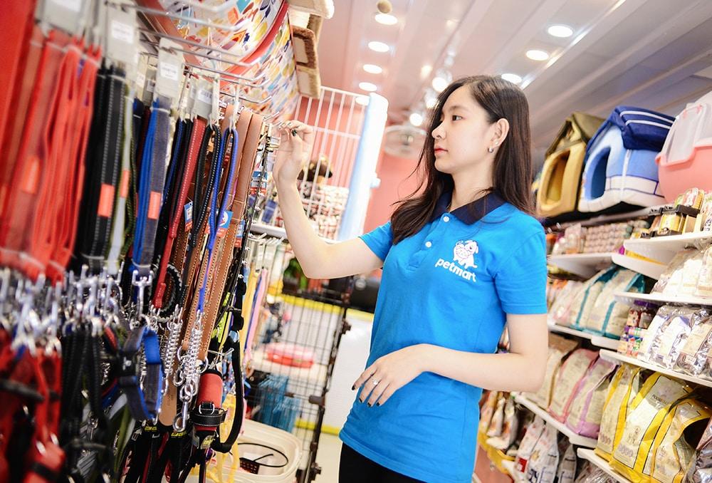 Địa chỉ cửa hàng bán đồ cho chó mèo tại Hà Nội và TPHCM (Hồ Chí Minh)