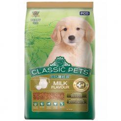 Thức ăn cho chó con – Classic Pets Milk Flavour