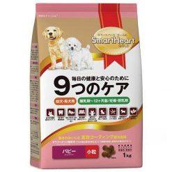 Thức ăn cho chó con Smart Heart Gold