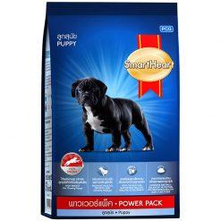 Thức ăn cho chó con Smart Heart PowPack