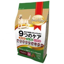 Thức ăn cho chó vị thịt cừu và gạo Smart Heart Gold Maxi & Medium