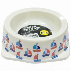 Bát ăn cho chó mèo bằng nhựa - BO3038