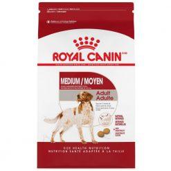 Thức ăn cho chó trưởng thành Royal Canin Medium Adult 10kg