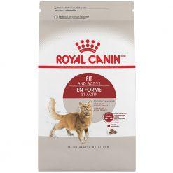 Thức ăn cho mèo trưởng thành Royal Canin Fit and Active Adult 10kg