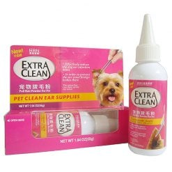 Bột nhổ lông tai cho chó mèo - BBN Extra Clean