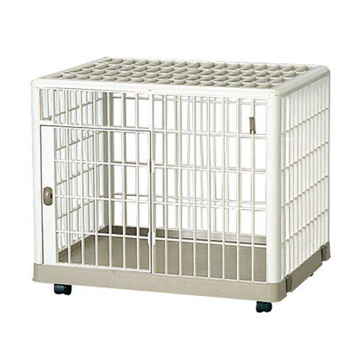 Chuồng nhựa cho chó mèo – IRIS 660